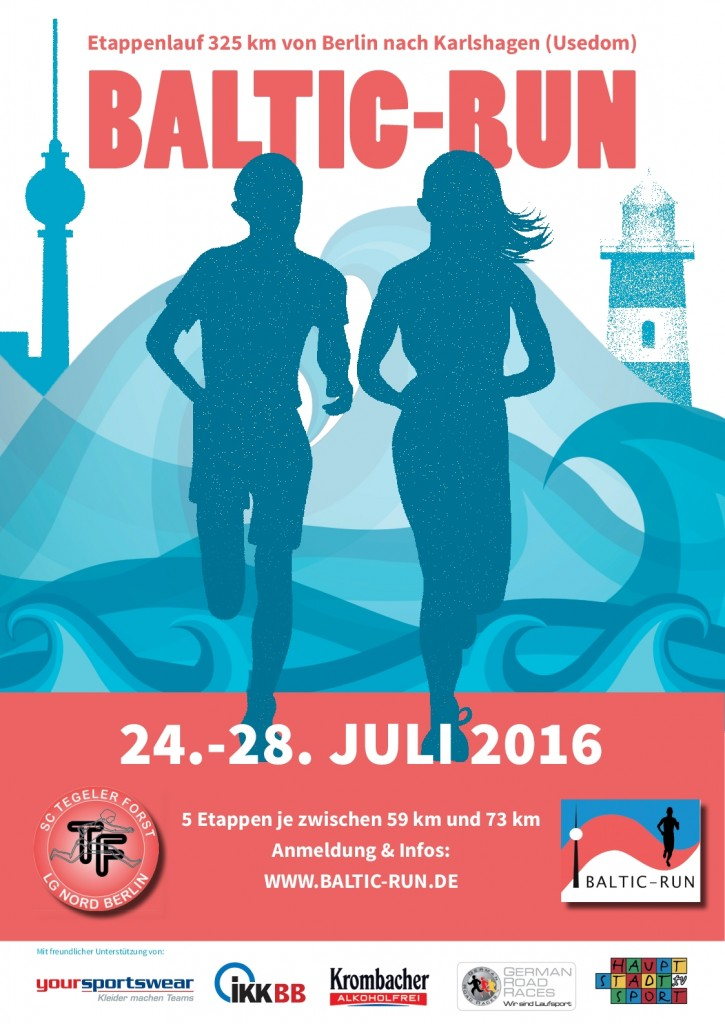 Poster Baltic-Run 2016